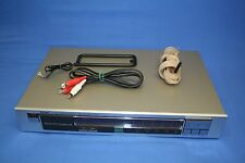 Teac T-707 AM-FM Stereo Tuner Digital Synthesizer Excellent+Antennas/Patch Cord