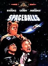 Spaceballs (DVD, 2009) Wide and Full Screen Very Good Condition