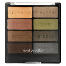 Wet n Wild Color Icon 8 Pan Eyeshadow Collection| Palette| Sets| WnW |Pick Shade