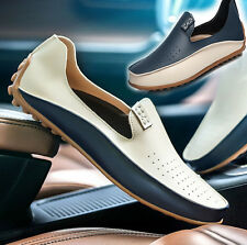 Size 7-11 Men's Travel Driving Shoes Tods Travel Casual Splice Breathable Shoes