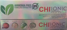CHI IONIC Permanent Shine Hair Color Ammonia Free Choose any Shade or Developer