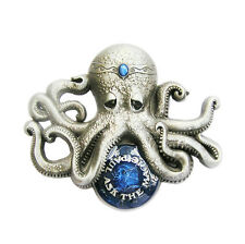 Men Belt Buckle Octopus Belt Buckle Gurtelschnalle Boucle de ceinture