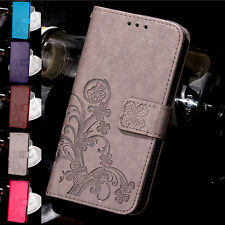 Flip Leather Stand Card Case Cover For Samsung Galaxy Trend Duos S7562 GT-S7562