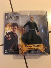 Series 1 Harry Potter & The Half Blood Prince Draco Malfoy Action Figure IN BOX