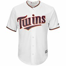 Minnesota Twins 2017 Cool Base Replica Home MLB Baseball Jersey