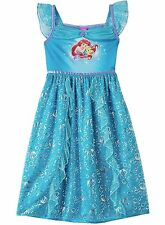 The Little Mermaid Ariel Girls Nightgown Pajamas 21LM117GGS