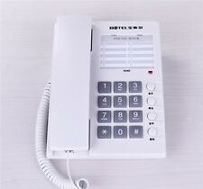 New Corded Telephone  Wall Phone /Desktop Telephone for Home/Hotel/Office 042