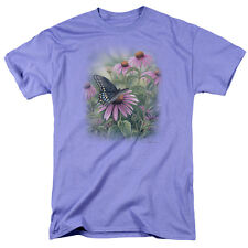 Wild Wings Wildlife BLACK SWALLOWTAIL BUTTERFLY Licensed T-Shirt All Sizes