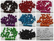 500 Round Wood Beads 8mm Wooden Beads Color for Choice
