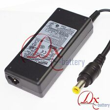 Original Laptop Battery Charger for SAMSUNG NP-R520 NP-R522 NP-R530 90W OEM