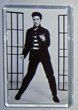 Jailhouse Rock Elvis Presley Judy Tyler movie poster fridge magnet Keyring