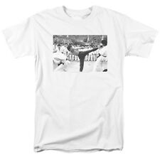 Bruce Lee KICK TO THE HEAD Licensed Adult T-Shirt All Sizes