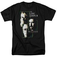The X Files LONE GUNMEN Licensed Adult T-Shirt All Sizes
