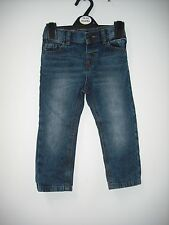 BNWOT Autograph (M&S) Soft Feel Denim Jeans. Boys. Age 18 Months to 6 Years