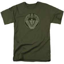 Stargate SG-1 Show SG1 DISTRESSED Licensed Adult T-Shirt All Sizes