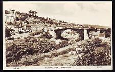 IRONBRIDGE GENERAL VIEW FRITH PHOTO POSTCARD