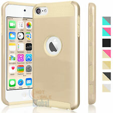 Shockproof Defender Slim Armor Hard Case Cover For Apple iPod Touch 5th/ 6th Gen