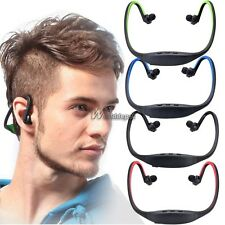 New Sports Wireless Bluetooth Stereo Headset Headphone Earphone for Cell WT89