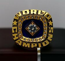 1978 New York Yankees World Series Championship ring Size 8-14 Solid Back Gift