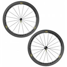 Mavic Cosmic Carbon 40 Clincher Wheelset with Tyres