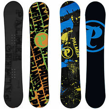 Palmer Flash Twin Men's Snowboards Twin Tip Freestyle Rocker 2012-2016 NEW