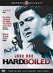 Hard Boiled (DVD, 2007,2-Disc,Ultimate Edition)(Yun-Fat Chow,Tony Leun)(Region1)