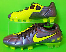 NIKE TOTAL 90 LASER III FG UK 7 US 8 FOOTBALL BOOTS SOCCER CLEATS
