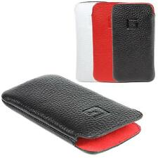 Apple iPhone 4s / 4 Hülle Leather Case Pouch Cell phone Case Goldberg EasyCase
