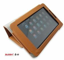 Suoshi PU Leather Folio Tablet PC Case Cover with Stand for Lenovo IdeaTab A2107