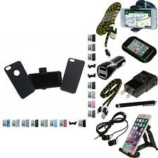 For Apple iPhone 5/5S/SE Hard Executive Case Phone Cover + Bundle