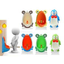 Children Toddler Baby Boy Frog Potty Urinal Pee Toilet Bathroom Training Tool