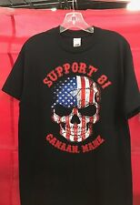 NEW HELLS ANGELS SUPPORT CANAAN MAINE RED WHITE & YOU