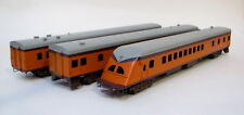 NPP Nickel Plate Products HO Brass Passenger Set - Milwaukee Road Hiawatha