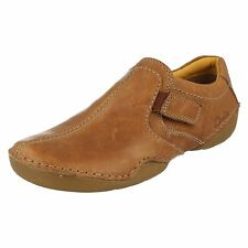 Mens Clarks Casual Slip On Shoes Roost Rise
