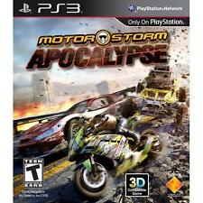 MotorStorm: Apocalypse (Sony PlayStation 3, 2011) - USED