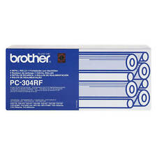 Original Brother PC-304RF Fax Roll Multipack / Includes 4 Rolls (PC304RF)