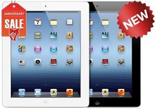 NEW Apple iPad 3rd WiFi Tablet | Black or White | 16GB 32GB 64GB | RETINA DISPLA