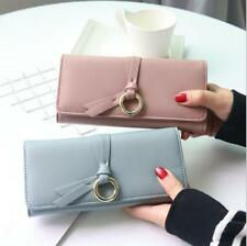 New Women Clutch Long Wallets Purses Hasp Coins Purse Phone Pocket for Ladies