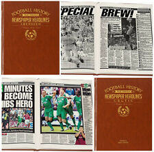 PERSONALISED Scottish FOOTBALL TEAM Club History NEWSPAPER Book Gift Ideas FC