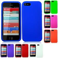For Apple iPhone 5/5S/SE Silicone Case Gel Rubber Slim Grippy Skin Cover