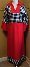 Jean Varon 1970s Vintage Dress of Quality and Style