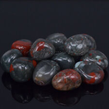 Polished Freefrom Tumbled Natural Blood Stone For Crystal Healing Energy Wicca