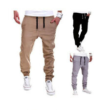 1Pcs Casual Jogge Trousers Cotton Sweatpants New Slacks Dance Hot Sportwear