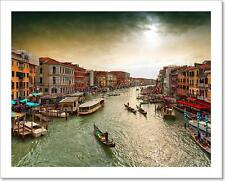 Grand Canal. Art Print Home Decor Wall Art