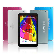"""KOCASO 10.1"""" Inch Android 4.4 Tablet PC Quad Core 8GB WIFI+ Keyboard Tablet Case"""