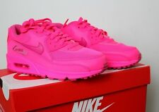 NIKE AIR MAX 90 2007 GS WOMENS SHOES HYPER VIVID PINK [345017 601]