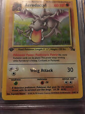 Booster fresh 1st edition Pokemon Card Fossil Jungle TR NEO SERIES PERSONAL HOLO