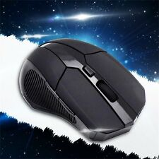 2.4 GHz Wireless Optical Mouse Mice + USB 2.0 Receiver for PC Laptop New NT