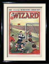 Vintage Football Posters and framed pictures