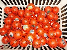 "NBA logo gumball basketballs 2"" Mini souvenir hard plastic Choose your team"